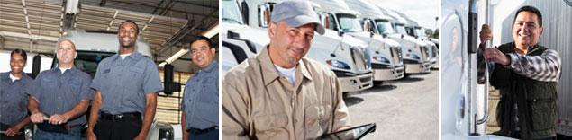 Semi Drivers and Semi-Trucks