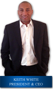 Keith White CEO of Liggon Transport